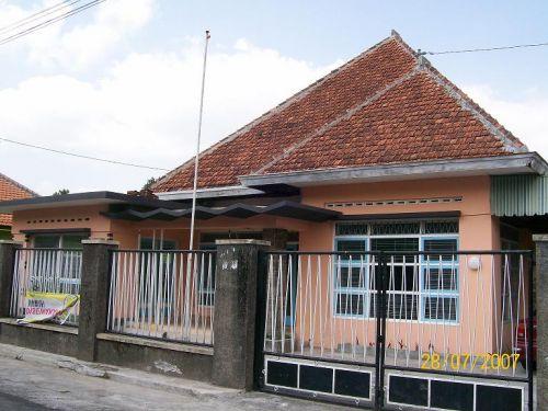 rumah murah mergangsan yogyakarta dijual rumah lama